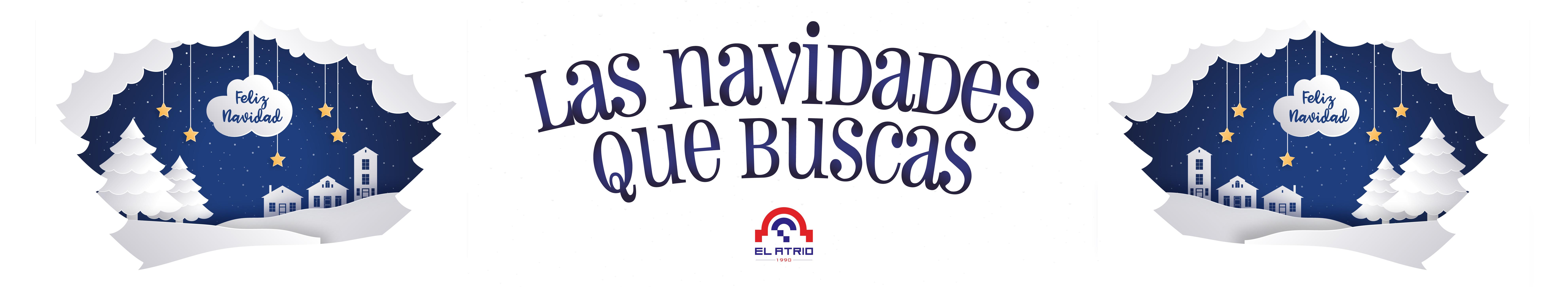 ATRIO navidad banner